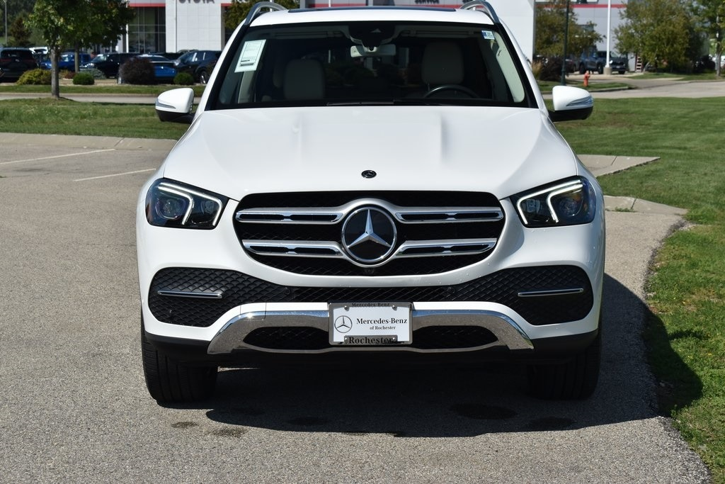 Used 2020 Mercedes-Benz GLE GLE350 with VIN 4JGFB4KB3LA073822 for sale in Rochester, Minnesota