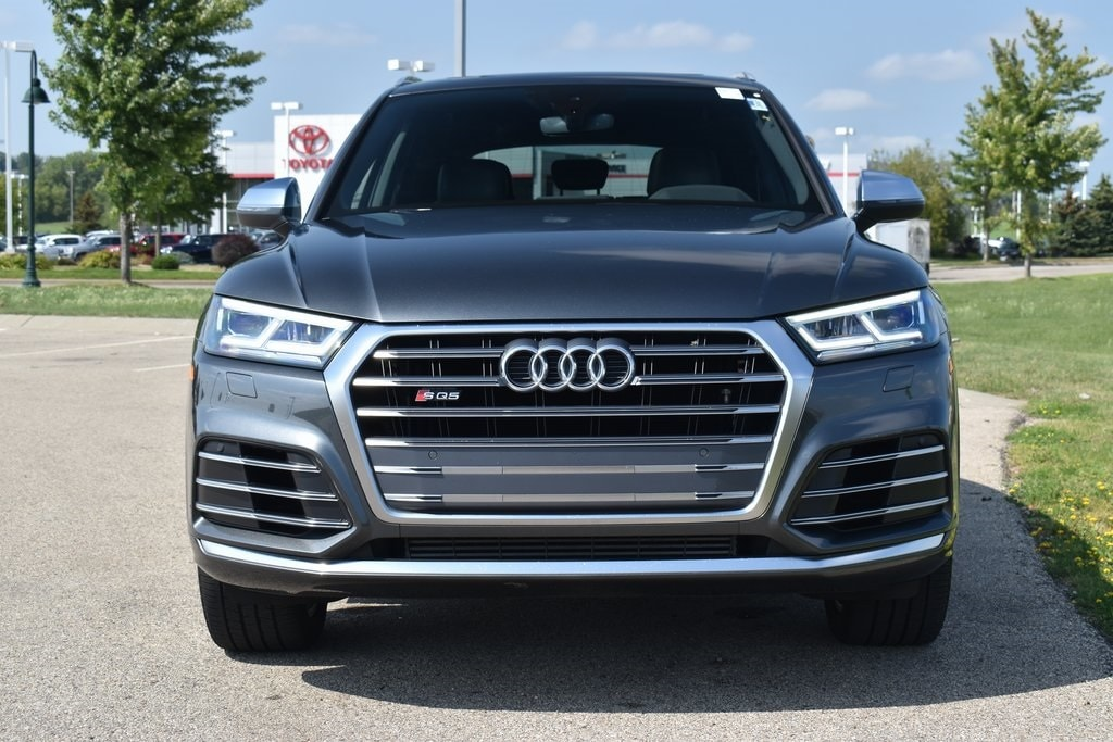 Used 2018 Audi SQ5 Premium Plus with VIN WA1A4AFY4J2147997 for sale in Rochester, Minnesota