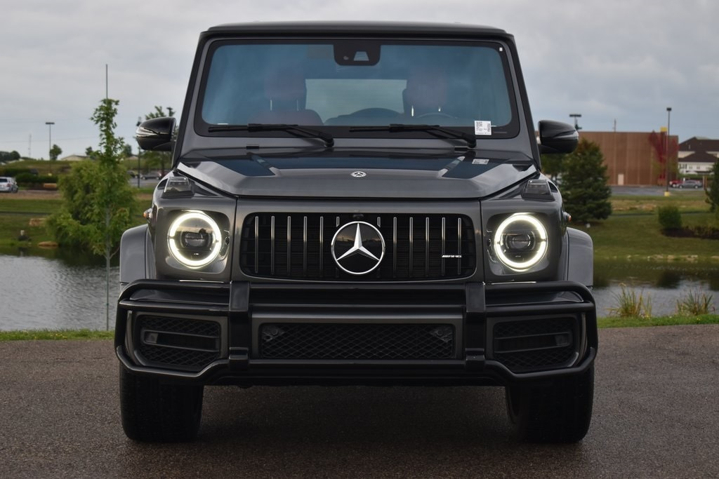 Used 2020 Mercedes-Benz G-Class AMGA G63 with VIN W1NYC7HJ9LX341918 for sale in Rochester, Minnesota