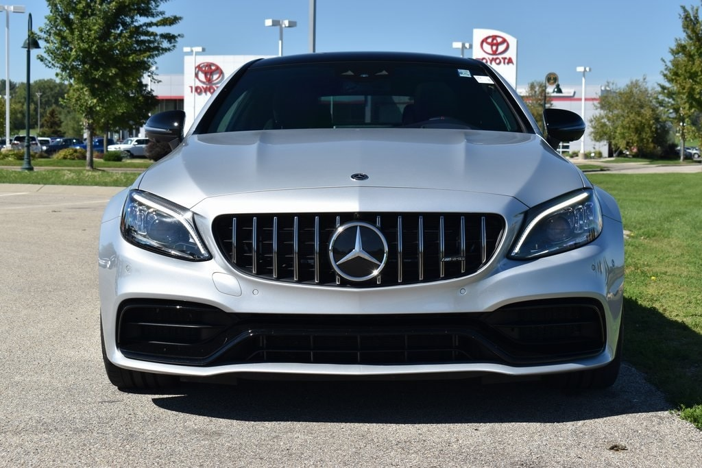 Certified 2020 Mercedes-Benz C-Class Coupe AMG® C63 with VIN WDDWJ8HB2LF958687 for sale in Rochester, Minnesota