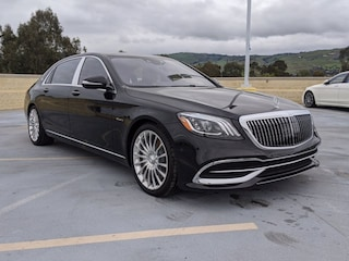 2020 Mercedes-Benz Maybach S 560 4MATIC Sedan