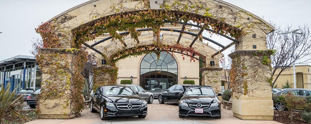 Mercedes-Benz Dealer Near Gilroy | Mercedes-Benz of San Jose