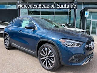 New 2021 Mercedes-Benz GLA 250 4MATIC SUV for sale in Santa Fe, NM