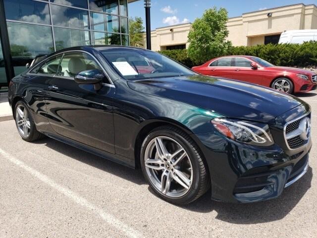 Used 2019 Mercedes-Benz E-Class For Sale in Santa Fe NM |VIN