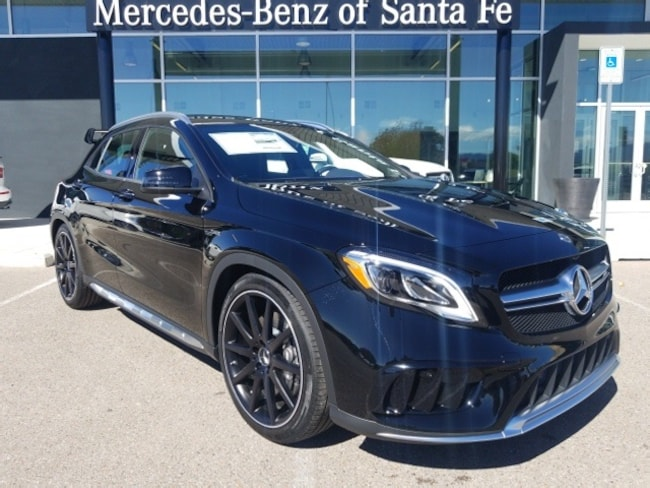 DYNAMIC_PREF_LABEL_AUTO_NEW_DETAILS_INVENTORY_DETAIL1_ALTATTRIBUTEBEFORE 2019 Mercedes-Benz AMG GLA 45 4MATIC SUV DYNAMIC_PREF_LABEL_AUTO_NEW_DETAILS_INVENTORY_DETAIL1_ALTATTRIBUTEAFTER