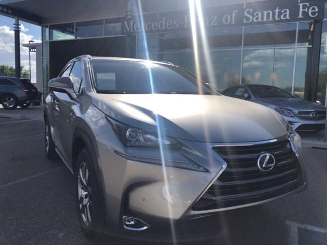Used  2016 LEXUS NX 200t SUV For Sale Santa Fe, NM