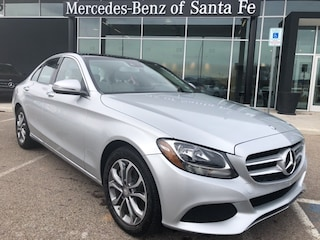 Certified Used 2016 Mercedes-Benz C-Class C 300 4MATIC Sedan for sale in Santa Fe, NM