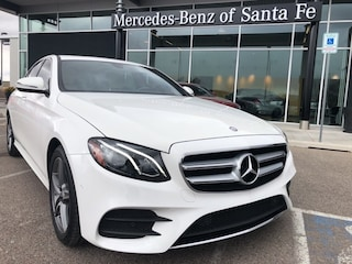 Certified Used 2017 Mercedes-Benz E-Class E 300 4MATIC Sedan for sale in Santa Fe, NM