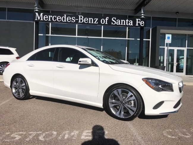 Used  2019 Mercedes-Benz CLA 250 CLA 250 Coupe For Sale Santa Fe, NM
