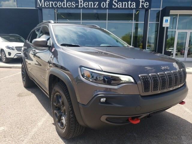Used 2019 Jeep Cherokee For Sale in Santa Fe NM |VIN