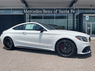 New 2021 Mercedes-Benz AMG C 63 S Coupe for sale in Santa Fe, NM