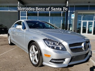 Certified Used 2013 Mercedes-Benz CLS-Class CLS 550 4MATIC Coupe for sale in Santa Fe, NM