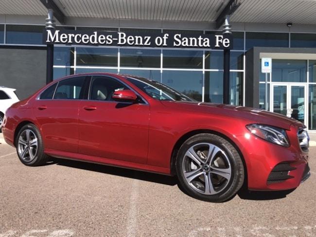 Used  2019 Mercedes-Benz E-Class E 300 Sedan For Sale Santa Fe, NM