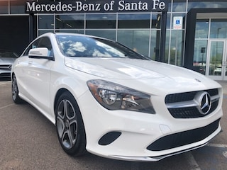 Certified Used 2018 Mercedes-Benz CLA 250 4MATIC Coupe for sale in Santa Fe, NM