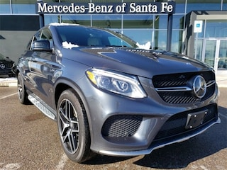 Certified Used 2016 Mercedes-Benz GLE 450 AMG 4MATIC SUV for sale in Santa Fe, NM