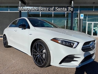 New 2021 Mercedes-Benz AMG A 35 4MATIC Sedan for sale in Santa Fe, NM