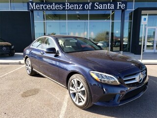 New 2019 Mercedes-Benz C-Class C 300 4MATIC Sedan for sale in Santa Fe, NM
