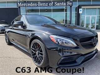 Used 2017 Mercedes-Benz AMG C 63 C 63 AMG® Coupe for sale in Santa Fe, NM