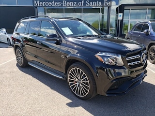 Certified Used 2018 Mercedes-Benz AMG GLS 63 4MATIC SUV for sale in Santa Fe, NM