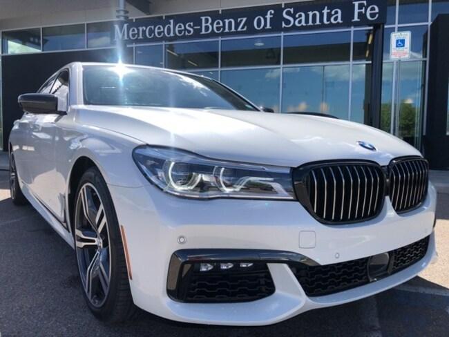 Used  2019 BMW 750i xDrive Sedan For Sale Santa Fe, NM
