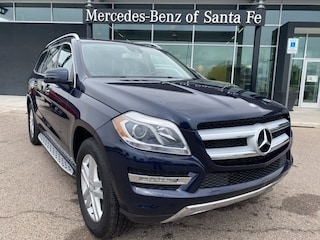 Certified Used 2016 Mercedes-Benz GL-Class GL 450 SUV for sale in Santa Fe, NM