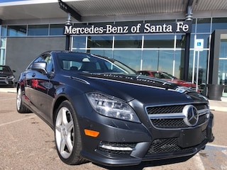 Certified Used 2014 Mercedes-Benz CLS 550 4MATIC Coupe for sale in Santa Fe, NM