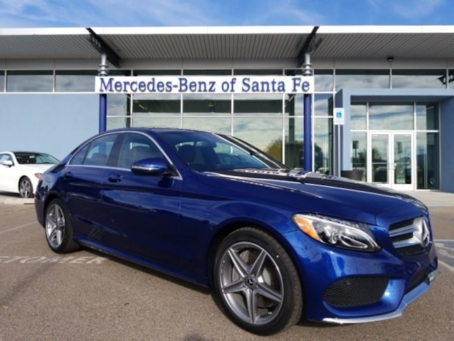 Used  2018 Mercedes-Benz C-Class C 300 Sedan For Sale Santa Fe, NM