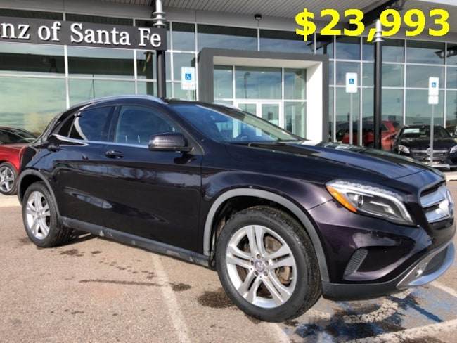 DYNAMIC_PREF_LABEL_AUTO_CERTIFIED_USED_DETAILS_INVENTORY_DETAIL1_ALTATTRIBUTEBEFORE 2015 Mercedes-Benz GLA 250 SUV DYNAMIC_PREF_LABEL_AUTO_CERTIFIED_USED_DETAILS_INVENTORY_DETAIL1_ALTATTRIBUTEAFTER