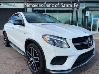 Certified Used 2017 Mercedes-Benz AMG GLE 43 GLE 43 AMG® Coupe SUV for sale in Santa Fe, NM