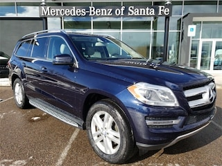 Certified Used 2016 Mercedes-Benz GL-Class GL 450 4MATIC SUV for sale in Santa Fe, NM