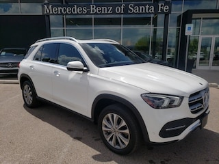 Certified Used 2020 Mercedes-Benz GLE 350 GLE 350 SUV for sale in Santa Fe, NM