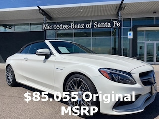 Used 2017 Mercedes-Benz AMG C 63 C 63 AMG® Cabriolet for sale in Santa Fe, NM