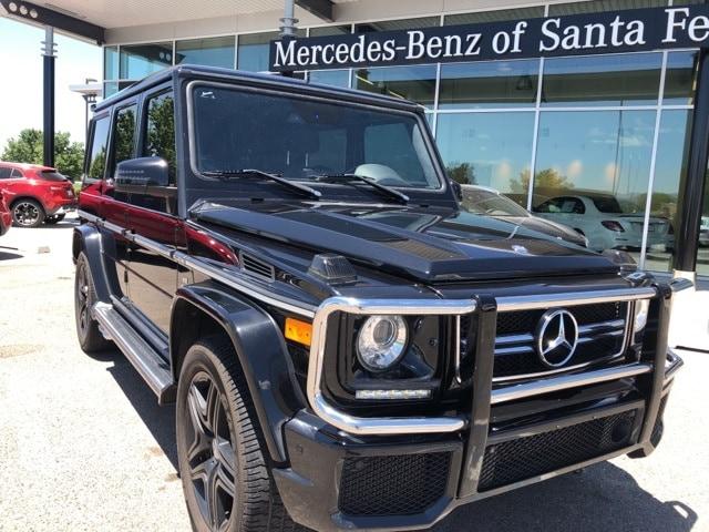 Used 2013 Mercedes Benz G 63 Amg For Sale In Santa Fe Nm Vin