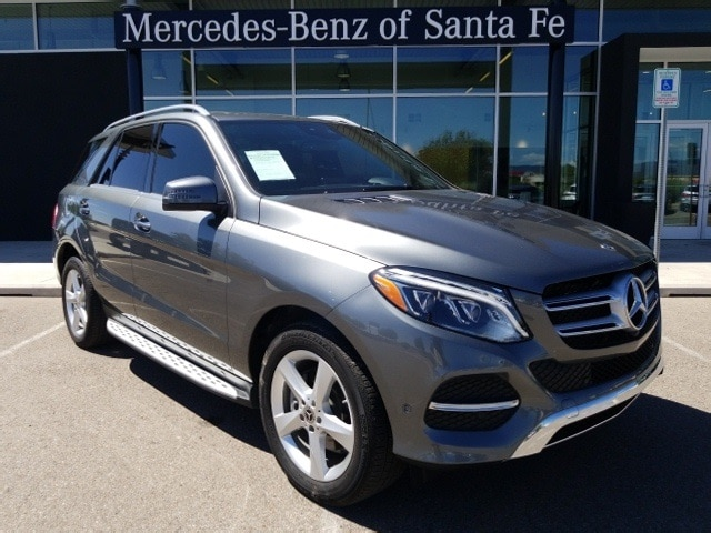 Used 2018 Mercedes Benz Gle 350 For Sale In Santa Fe Nm