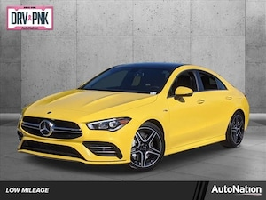2021 Mercedes-Benz AMG CLA 35 4MATIC Coupe