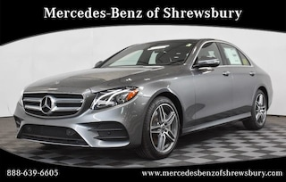 2019 Mercedes-Benz E-Class E 450 4MATIC Sedan