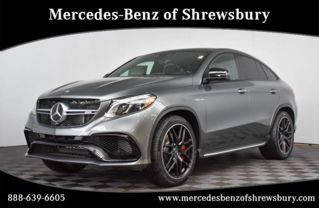 New 2019 Mercedes-Benz AMG GLE 63 4MATIC SUV Near Natick