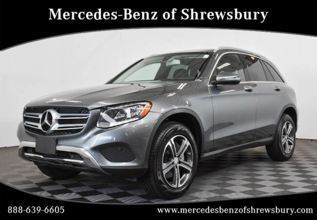 Used 2016 Mercedes-Benz GLC GLC 300 SUV Near Natick