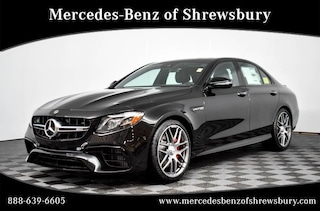 new 2019 Mercedes-Benz AMG E 63 S 4MATIC Sedan for sale near boston ma