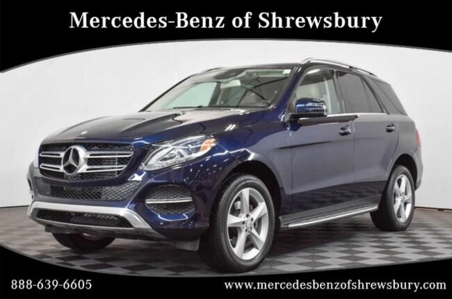 Used 2016 Mercedes-Benz GLE GLE 300d SUV Near Natick