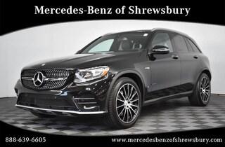 used 2017 Mercedes-Benz GLC AMG GLC 43 SUV for sale near boston