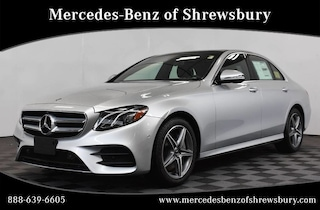 new 2019 Mercedes-Benz E-Class E 300 4MATIC Sedan near boston