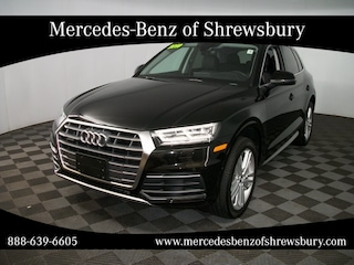 used 2019 Audi Q5 2.0T Premium Plus SUV for sale near boston