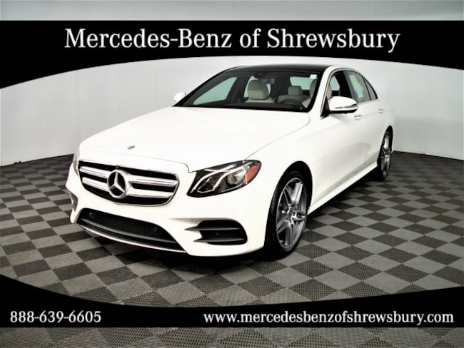 Used 2020 Mercedes-Benz E-Class E 350 Sedan Near Natick