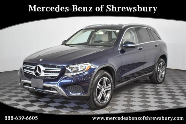 2016 Mercedes-Benz GLC GLC 300 SUV