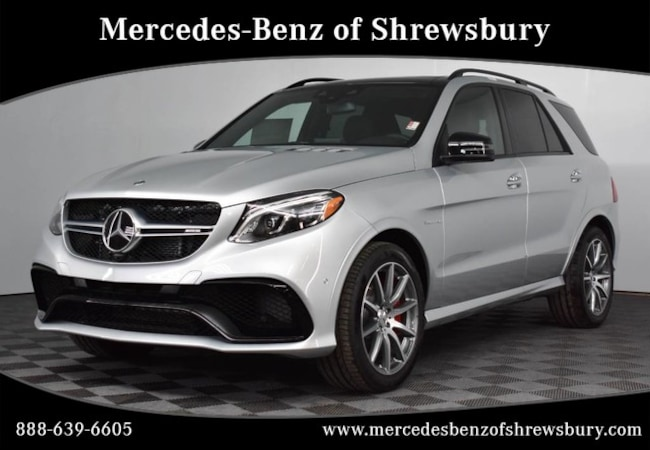 New 2018 Mercedes-Benz AMG GLE 63 S-Model SUV Near Natick
