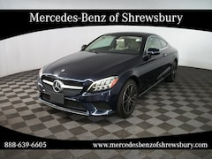 used 2019 Mercedes-Benz C-Class C 300 Coupe near boston
