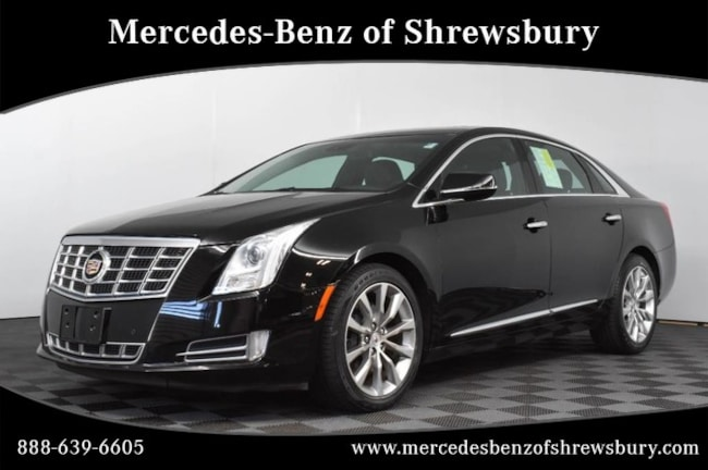 Used 2015 Cadillac Xts For Sale At Wagner Motors Vin