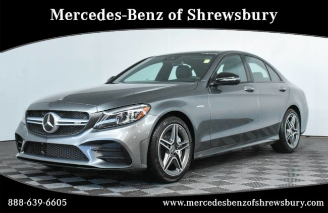 New 2019 Mercedes-Benz AMG C 43 4MATIC Sedan Near Natick