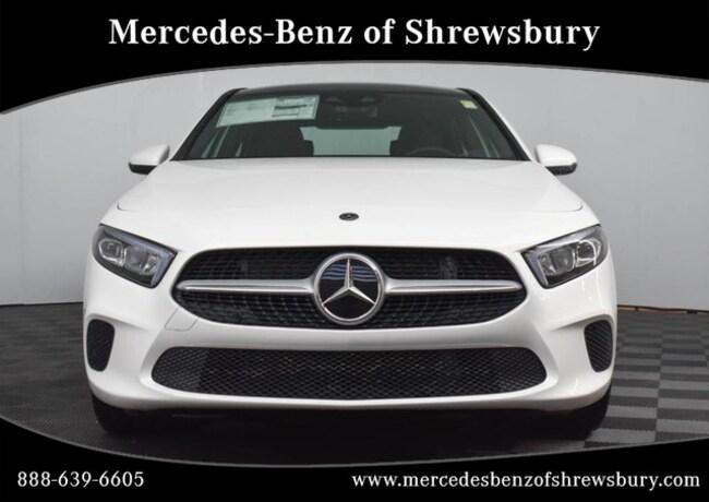 New 2019 Mercedes-Benz A-Class A 220 4MATIC Sedan Near Natick
